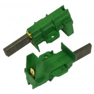 Lot de 2 balais charbon moteur adaptable - 371202407 - BEKO