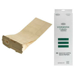 8 Sacs aspirateur Vorwerk Folletto - Kobold -  VK118 à VK122