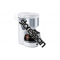 Cafetiere Look Aroma Blanc...