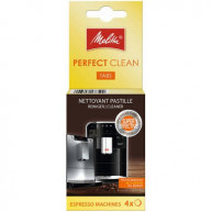 Melitta Tablettes Nett.Perfect Clean 4 X 1.8Gr - 6747183 - Melitta