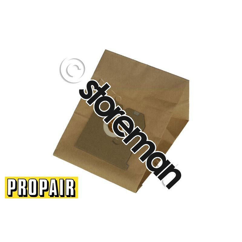 Lot de 5 sacs aspirateur propair 1800-1820 - 0002195 - ELECTROLUX