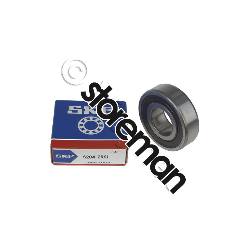 Roulement 6204 2rsskf - 0002372 - UNIVERSEL