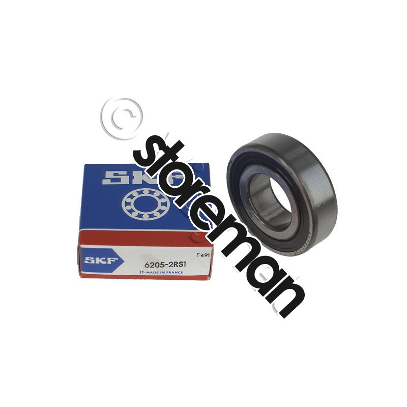 Roulement 6205 2rsskf - 25x52x15 - 92440171 - UNIVERSEL
