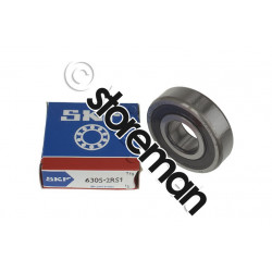 Roulement 6305 2rsskf 25x62 - 0002382 - UNIVERSEL