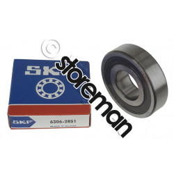 Roulement 6306 2rs-c3skf - 30x72x19 - 0002383 - UNIVERSEL