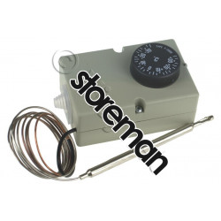 Thermostat ambiant -35°/+35° palpeur 6mm  - 0003354 - UNIVERSEL
