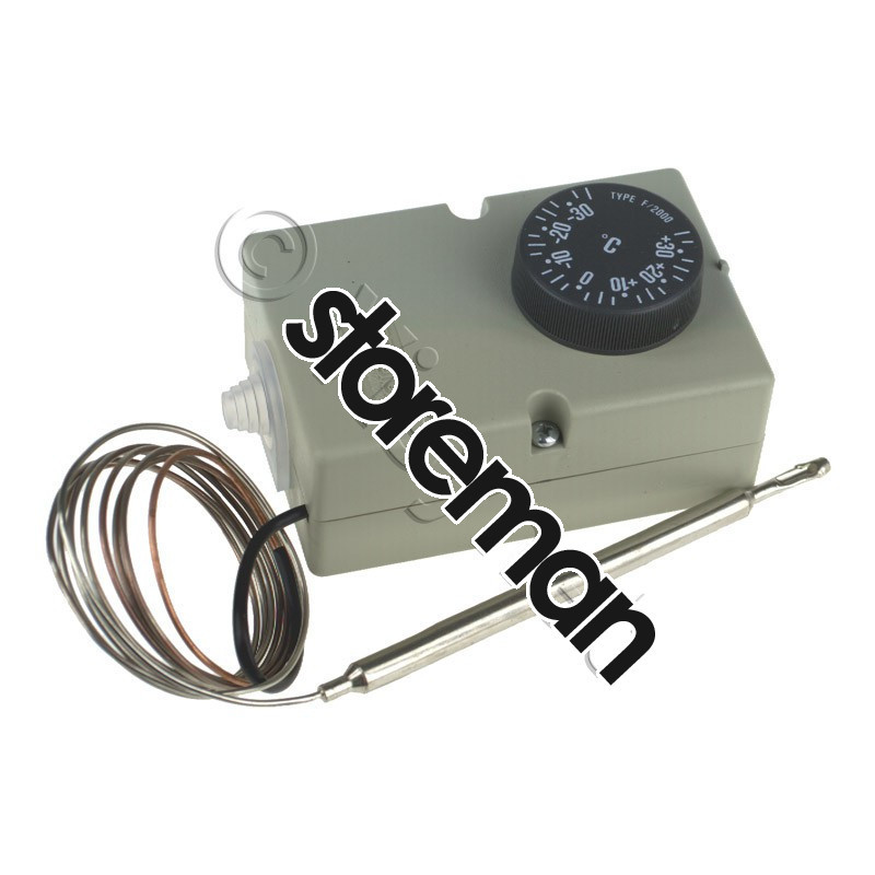 Thermostat ambiant-35°/+35° palpeur 6mm  - 0003354 - UNIVERSEL
